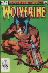 Wolverine (1982) -4- Honor