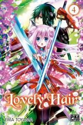 Lovely Hair -4- Tome 4