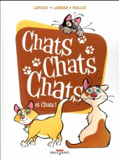 Chats Chats Chats -2- Tome 2