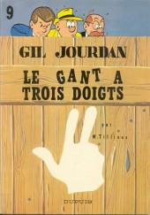 Gil Jourdan -9b86- Le gant à trois doigts