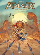 Atalante - La Légende -10- Les Hordes de Sargon
