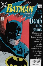 Batman (1940) -426- A Death in the Family Chapter 1