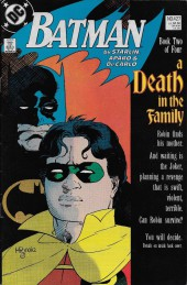 Batman (1940) -427- A Death in the Family Chapter 2