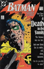 Batman (1940) -428- A Death in the Family Chapter 3