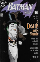 Batman (1940) -429- A Death in the Family Chapter 4