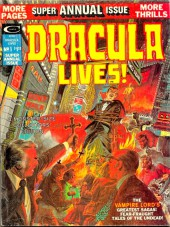 Dracula lives! (1973) -AN01- Super annual issue
