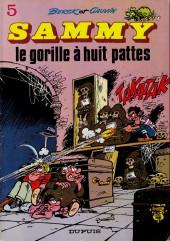Sammy -5a1976- Le gorille à huit pattes
