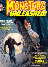 Monsters Unleashed (Marvel comics - 1973) -1-