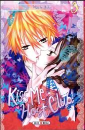 Kiss Me Host Club -3- Tome 3
