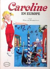 Caroline -8a- Caroline en Europe