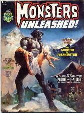 Monsters Unleashed (Marvel comics - 1973) -2- The monster of Frankenstein