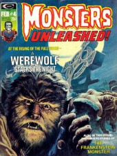 Monsters Unleashed (Marvel comics - 1973) -4- A Werewolf stalks the night