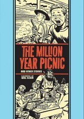 EC Comics Library (The) (2012) -INT18- The million year picnic and other stories (will elder)