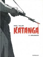 Katanga -2TL- Diplomatie