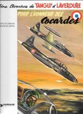 Tanguy et Laverdure -2d1980- Pour l'honneur des Cocardes