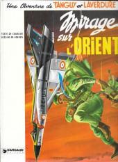 Tanguy et Laverdure -5d1980- Mirage sur l'Orient