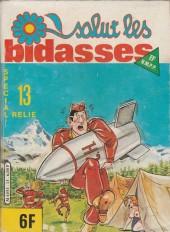 Salut les bidasses -Rec13- Spécial Relié N°13 (du n°39 au n°41)
