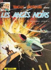 Tanguy et Laverdure -9a80- Les anges noirs
