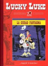 Lucky Luke (Edición Coleccionista 70 Aniversario) -43- La ciudad fantasma