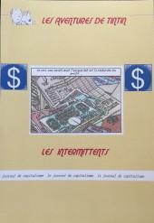 Tintin - Pastiches, parodies & pirates - Les Intermittents