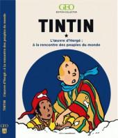 Tintin - Divers - L'œuvre d'Hergé : à la rencontre des peuples du monde