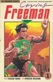 Crying Freeman (1990) - Part 2 -1- Chapter 3: The Tiger Orchid, Parts 1-3