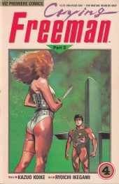 Crying Freeman (1990) - Part 2 -4- Chapter 4: The Wind and the Crane, Parts 3-4 - Chapter 5: The Marital Vows