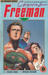 Crying Freeman (1990) - Part 2 -9- Chapter 8: Sister, Parts 5-7
