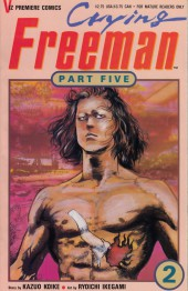 Crying Freeman (1992) - Part 5 -2- Chapter 12: Journey to Freedom, Part 2