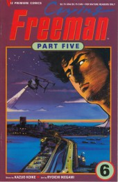Crying Freeman (1992) - Part 5 -6- Chapter 12: Journey to Freedom, Part 6
