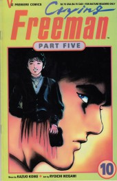 Crying Freeman (1992) - Part 5 -10- Chapter 12: Journey to Freedom, Part 10