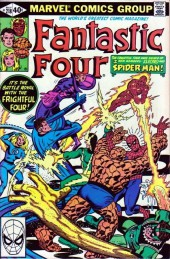 Fantastic Four (1961) -218- When a spider-man comes calling!