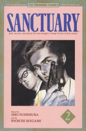 Sanctuary (1992) -2- Chapter 4: Counterattack/Chapter 5:Biting the Tiger/Chapter 6: Light and Shadow