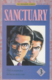 Sanctuary (1992) -3- Chapter 7: Hero/Chapter 8: Threats/Chapter 9: Bomb