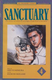 Sanctuary (1992) -4- Chapter 10: Pain/Chapter 11: Friction/Chapter 12: Dreams