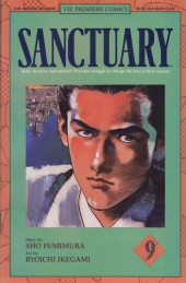 Sanctuary (1992) -9- Chapter 25: Hong Kong/Chapter 26: Live and Let Live/Chapter 27: The Throne