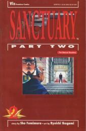Sanctuary (1993) Part Two -2- Sanctuary Part Two - #2
