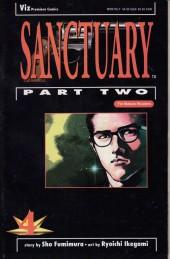 Sanctuary (1993) Part Two -4- Sanctuary Part Two - #4