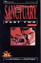 Sanctuary (1993) Part Two -3- Sanctuary Part Two - #3