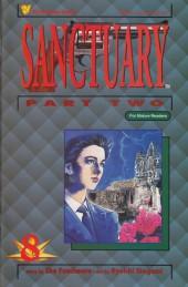 Sanctuary (1993) Part Two -8- Sanctuary Part Two - #8