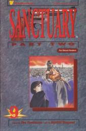 Sanctuary (1993) Part Two -9- Sanctuary Part Two - #9