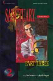 Sanctuary (1993) Part Three -2- Sanctuary Part Three - #2