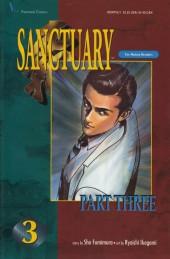 Sanctuary (1993) Part Three -3- Sanctuary Part Three - #3
