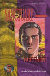 Sanctuary (1993) Part Three -5- Sanctuary Part Three - #5