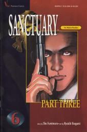 Sanctuary (1993) Part Three -6- Sanctuary Part Three - #6