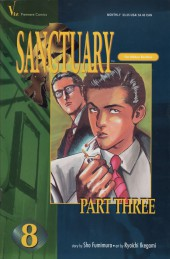 Sanctuary (1993) Part Three -8- Sanctuary Part Three - #8