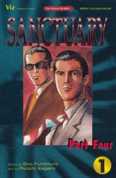 Sanctuary (1994) Part Four -1- Sanctuary Part Four - #1