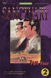 Sanctuary (1994) Part Four -2- Sanctuary Part Four - #2