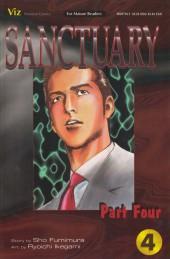 Sanctuary (1994) Part Four -4- Sanctuary Part Four - #4