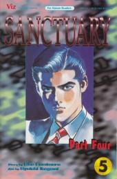 Sanctuary (1994) Part Four -5- Sanctuary Part Four - #5